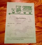 Vor-Ort Gutschein 20,00 Euro
